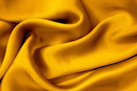 Satin fabric background Stock Photo - 3605239