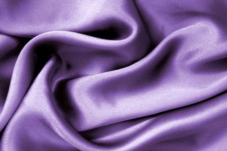 Satin fabric background Stock Photo - 3605269