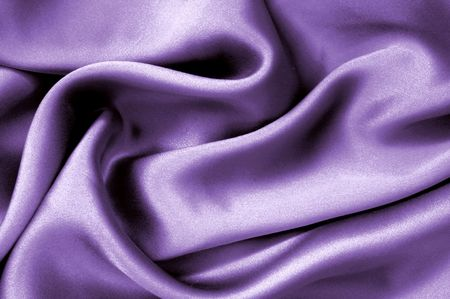 Satin fabric background Stock Photo - 3605269