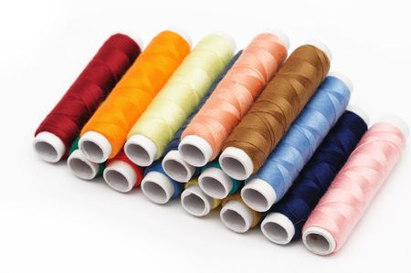 Colorful thread Stock Photo - 3722999