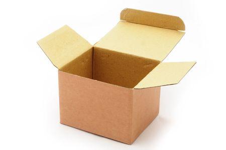 Carton box Stock Photo - 4449154
