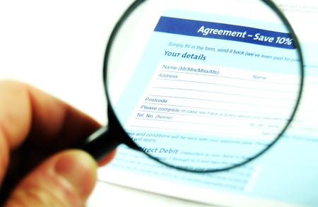 Agreement Stock Photo - 10333985