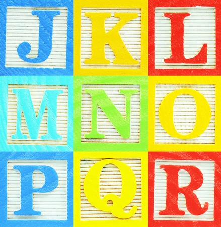 yellow block: Letters (2)