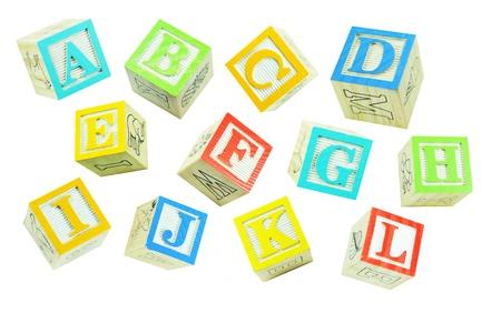yellow block: Alphabet (1)