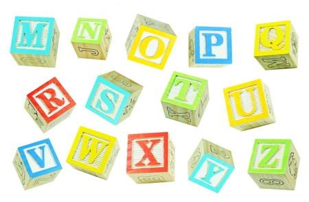 Alphabet (2) Stock Photo - 10333943
