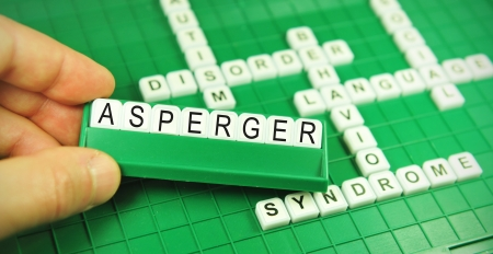 Aspergers concept  Stock Photo - 10333869