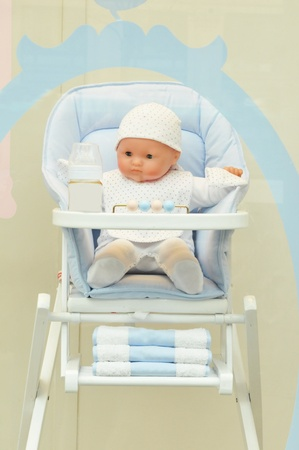 Baby products photo