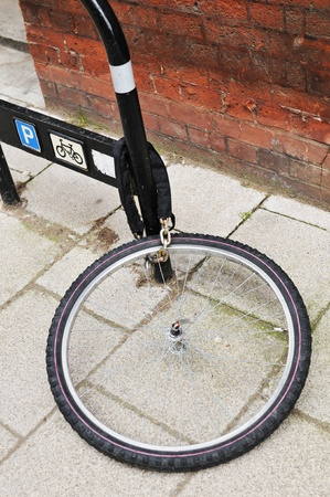 robbed: Bicycle theft