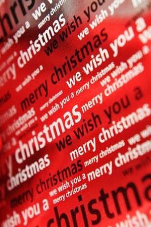 carols: Christmas background