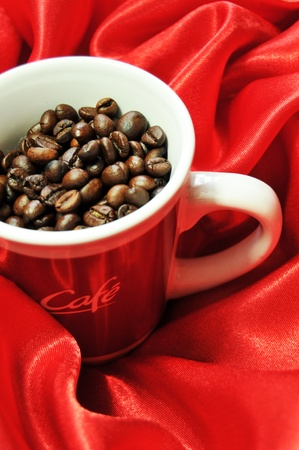 Cup of coffee Stock Photo - 10327540