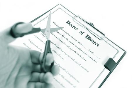 Divorce Stock Photo - 10327232
