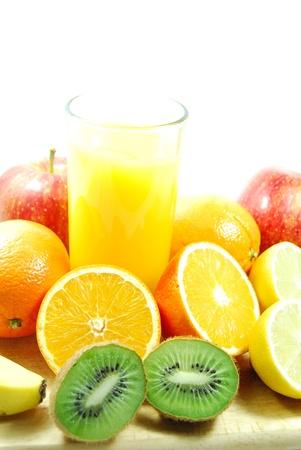 fruits juice: Fruit juice