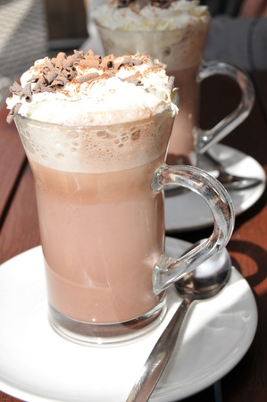 Hot chocolate Stock Photo - 10135080