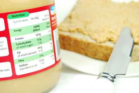 alergy: Nutrition facts