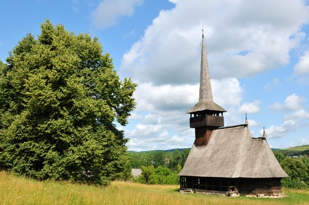 ethnography: Transylvania Stock Photo