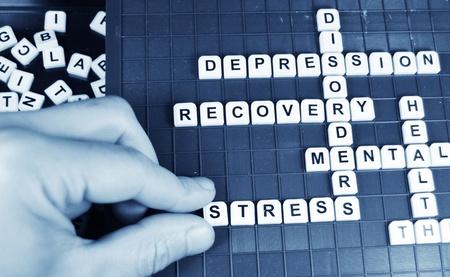 depresi�n: Estr�s