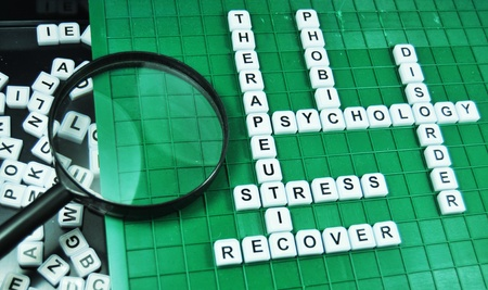 clinical psychology: crosswords