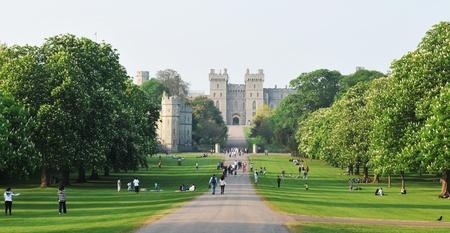 the royal county: Windsor park