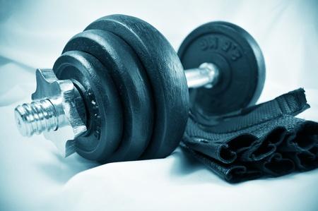 adjustable dumbbell: Workout