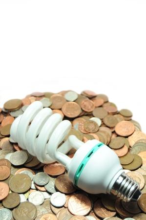 Energy saving Stock Photo - 10398029