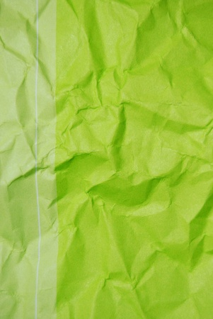 wrinkled paper: Paper texture Stock Photo