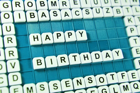 birthday wishes: Happy Birthday