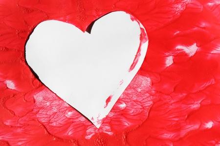Abstract heart Stock Photo - 10422564