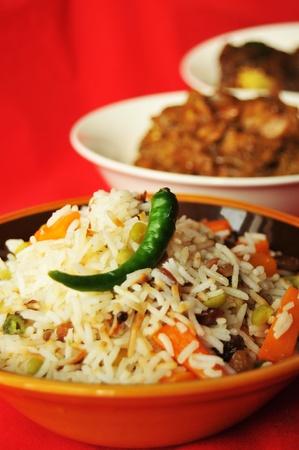 canola: Indian food Stock Photo