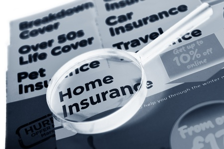 at home accident: Home insurance