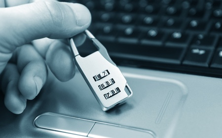 securing: Data protection