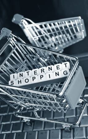 Internet shopping Stock Photo - 10422558