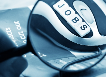 Jobs Stock Photo - 10445885