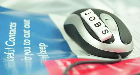 job vacancies: Jobs banner
