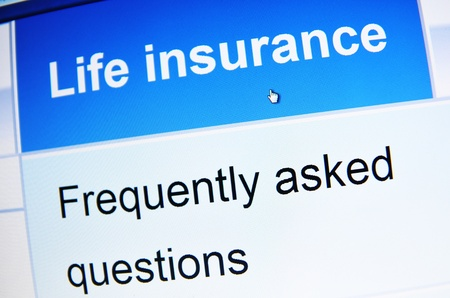 frequently: Life insurance
