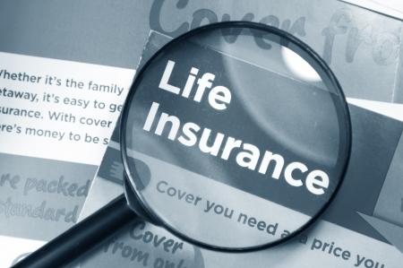 Life insurance concept Stock Photo - 10445894