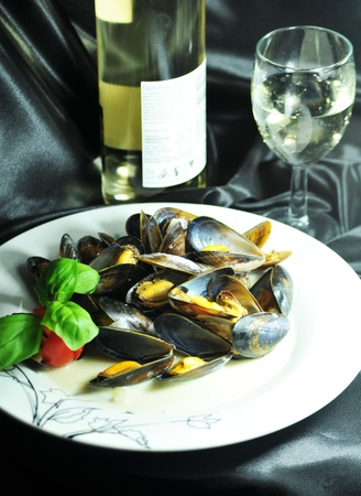 mussle: Mussels