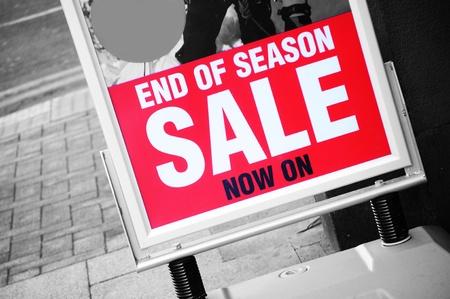 bargains: Sales Stock Photo