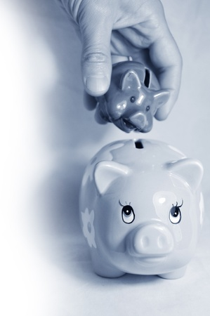 recurrence: Savings concept