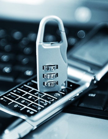 Data protection Stock Photo - 10497919