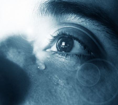 bereavement: Tears