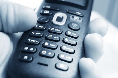 telephony: Telephone