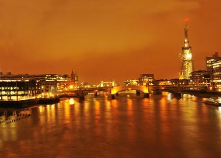 shard: Shard London Bridge by night