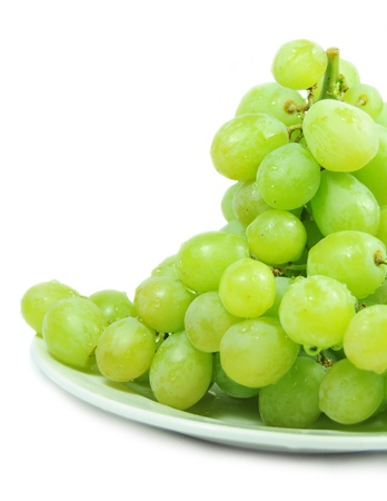 seedless: Grapes
