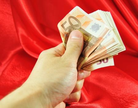 jack pot: Dinero en mano