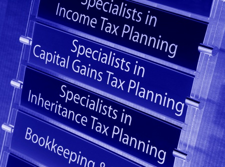 special service: Tax