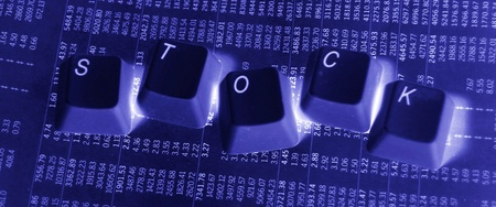 Stock concept Stock Photo - 10554742