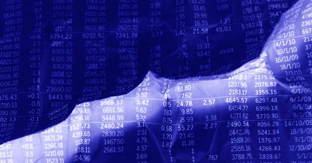 Stock market concept Stock Photo - 10554754