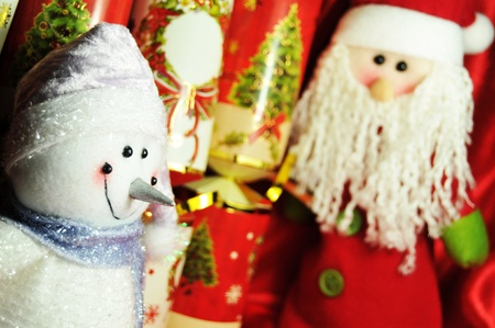 Christmas toys  photo