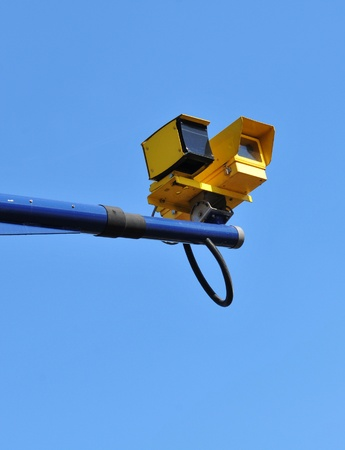 rout: Traffic camera