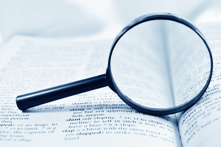 Dictionary photo